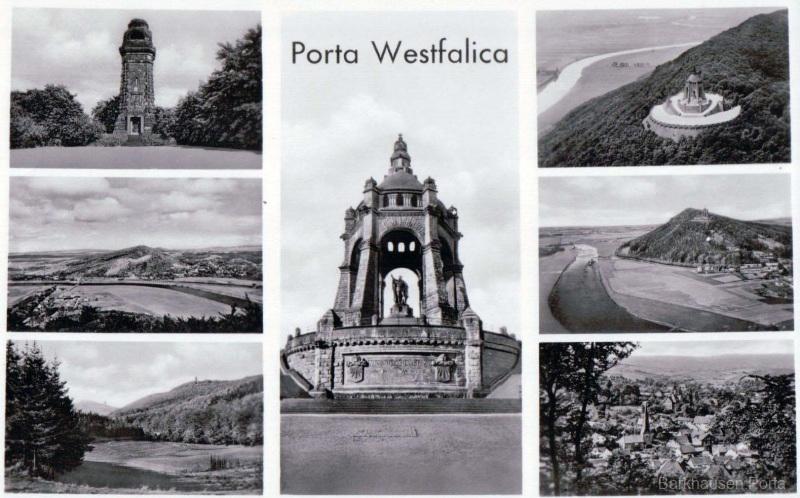 Motive aus Porta Westfalica