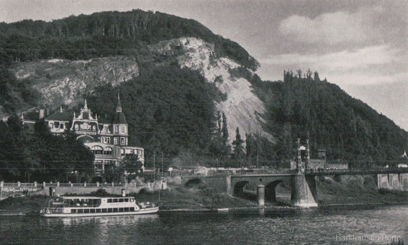 Jakobsberg mit Schiff
