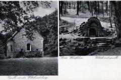 Kapelle auf dem Wittekindsberg, Wittekindsquelle