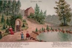 Wittekindskapelle und Wittekindsbrunnen