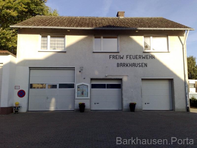Feuerwehrgerätehaus 2009