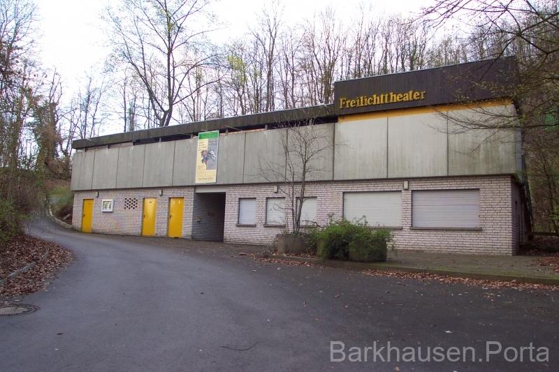 Goethe Freilichtbühne 2001