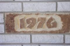 Grundstein der Goethe Freilichtbühne