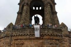 Kaiser-Wilhelm-Denkmal Zeitreise 2013