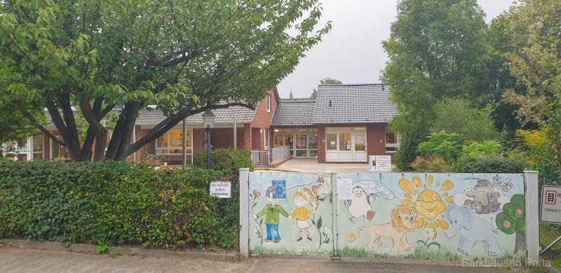 Evangelische Kindertagesstätte an der Pfarrstraße